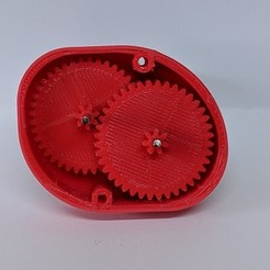 Download free 3D printer model Gearbox 186:1, RoboticJakub