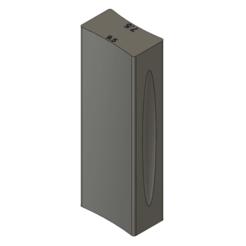 Radius Sanding Block 2.png Download STL file Radius Sanding Blocks • Template to 3D print, PandaKopter