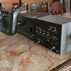 20201006_155749.jpg Download STL file Baron B58 Panel Switch • 3D printer template, zeze