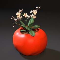 Download 3D printing models tomato planter, zalesov