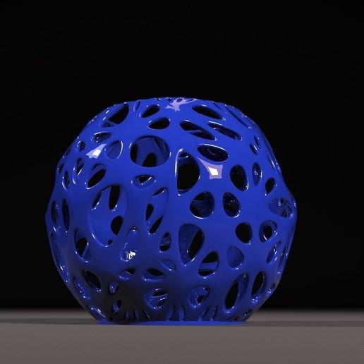 4.jpg Télécharger fichier STL gratuit Beau décor de vase • Plan pour imprimante 3D, zalesov