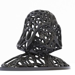 Download 3D printer designs Darth Vader, zalesov