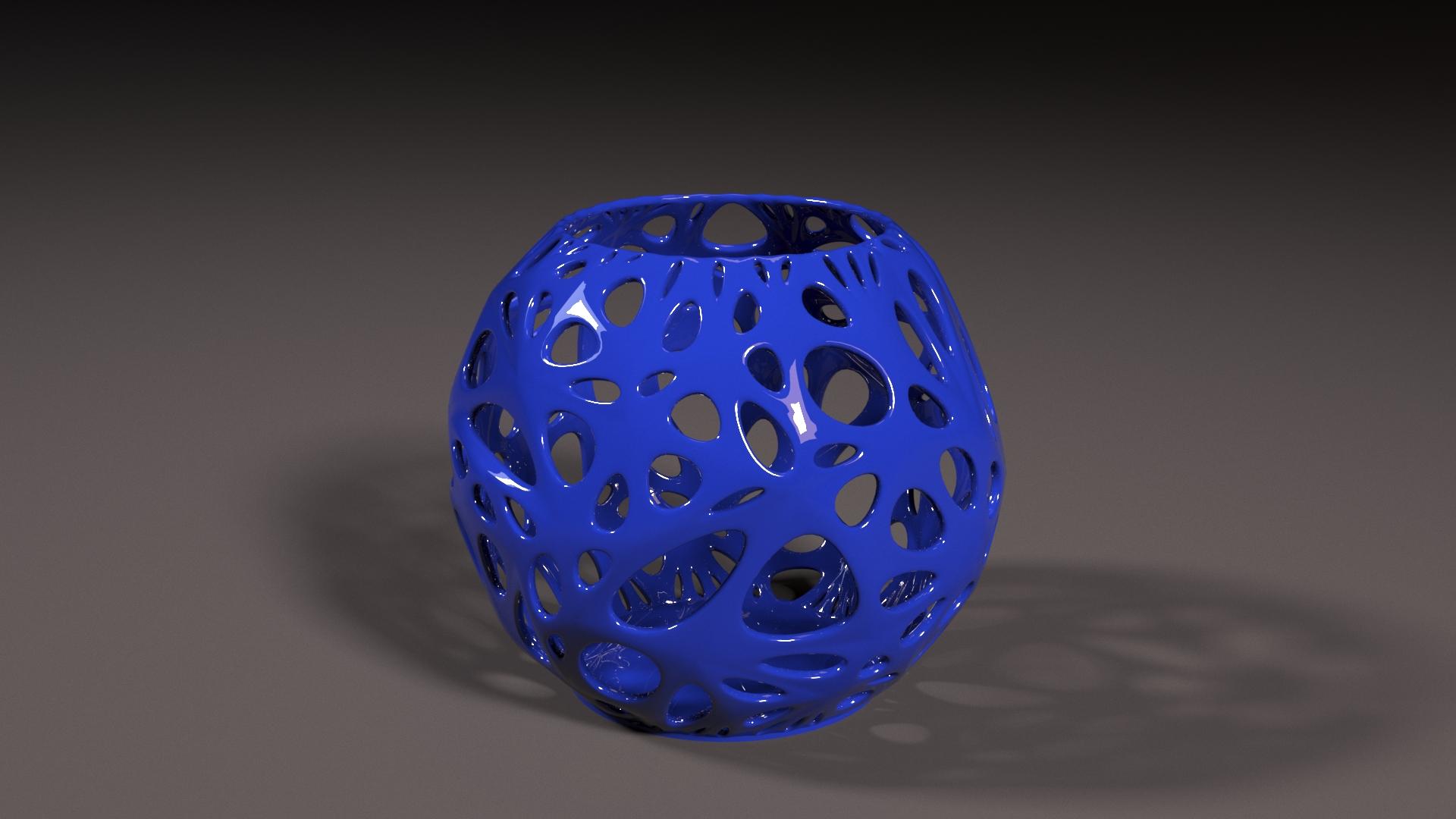 2.jpg Télécharger fichier STL gratuit Beau décor de vase • Plan pour imprimante 3D, zalesov