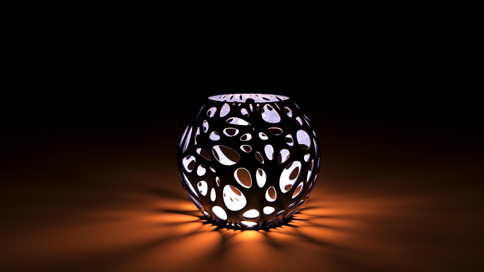 8.jpg Télécharger fichier STL gratuit Beau décor de vase • Plan pour imprimante 3D, zalesov