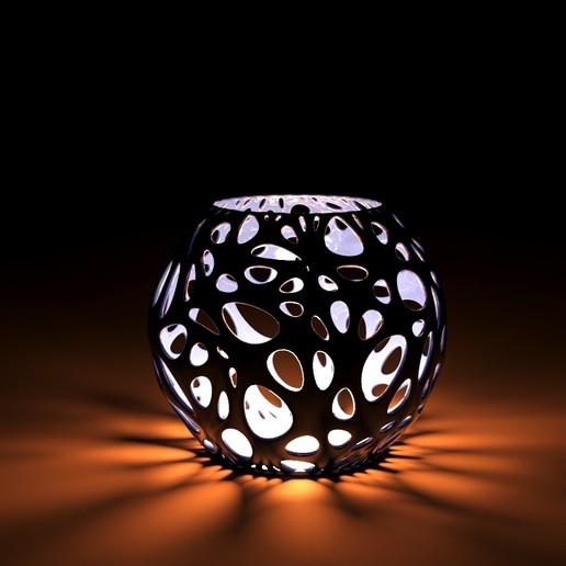 Télécharger fichier STL gratuit Beau décor de vase • Plan pour imprimante 3D, zalesov