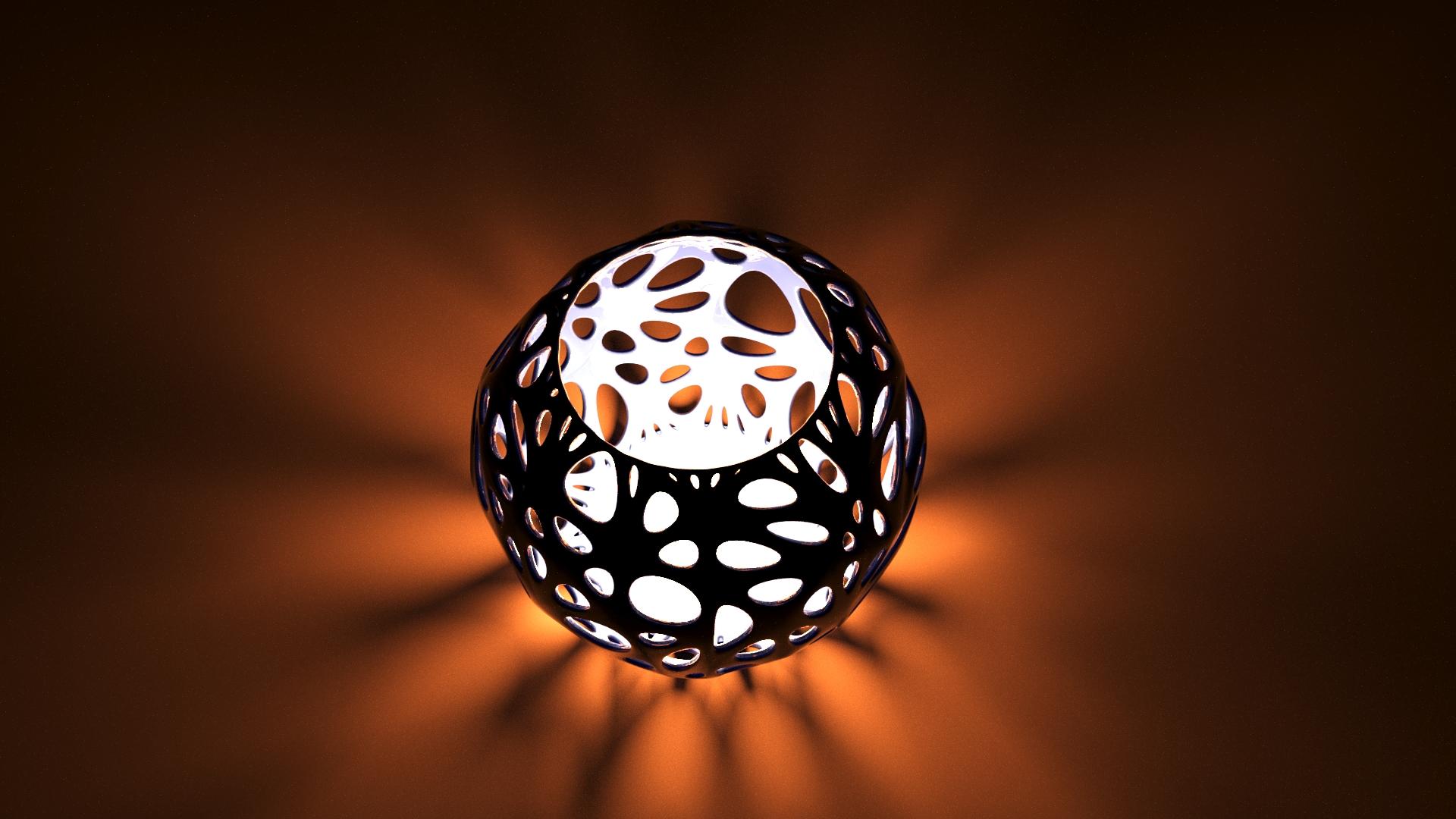 7.jpg Télécharger fichier STL gratuit Beau décor de vase • Plan pour imprimante 3D, zalesov