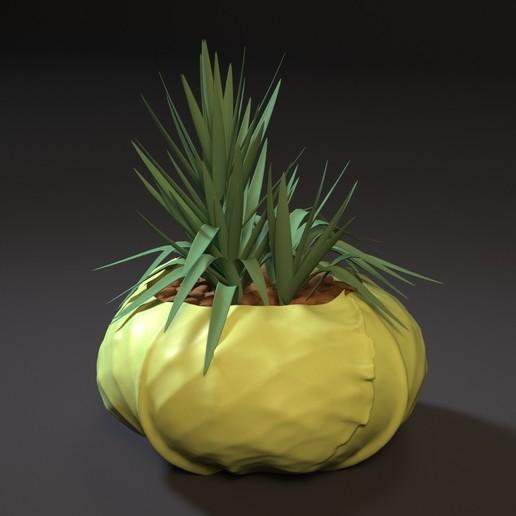 Download STL files  cabbage planter, zalesov