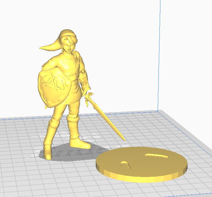 Sin título.png Télécharger fichier OBJ gratuit Lien • Plan pour impression 3D, TerraKevin