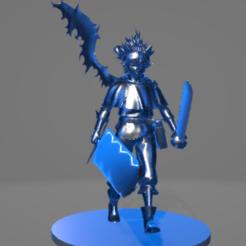 Sin título.png Télécharger fichier OBJ gratuit Asta • Plan pour imprimante 3D, TerraKevin