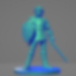 link.stl Télécharger fichier OBJ gratuit Lien • Plan pour impression 3D, TerraKevin