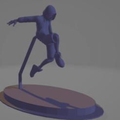 spiderman foto 2.png Télécharger fichier OBJ gratuit Miles Morales - Spiderman • Objet pour imprimante 3D, TerraKevin