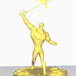 Download 3D printing files Scanor /seven deadly sins / siete pecados capitales, TerraKevin