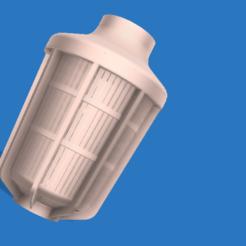 crepine_1.png Télécharger fichier STL Crépine à eau 26,7mm • Modèle pour impression 3D, CyrilMartineau