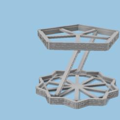 levitation.png Télécharger fichier STL gratuit La tenségrité, lévitation • Design à imprimer en 3D, CyrilMartineau