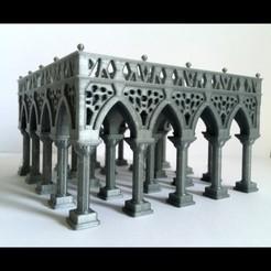 Impresiones 3D Galería de columnas, Salomea