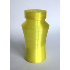 SaltShakerJKa_01.jpg Download free STL file Salt shaker • Template to 3D print, Salomea