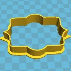 Captura111111.JPG Télécharger fichier STL Coupe-biscuits • Objet à imprimer en 3D, pablonicolasm