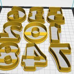 Captura.JPG Télécharger fichier STL CHIFFRES À L'EMPORTE-PIÈCE • Design pour imprimante 3D, pablonicolasm