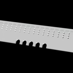 Capture d'écran 2019-05-06 à 23.12.48.png Télécharger fichier STL Porte pour ruchette 6 cadres • Objet pour impression 3D, laviedumiel