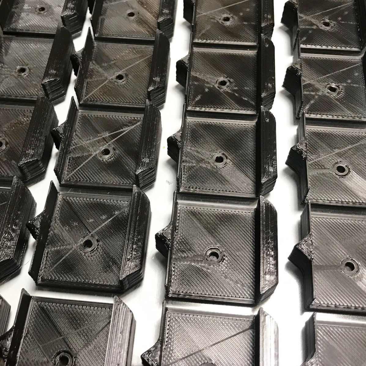 image8.jpg Download GCODE file beehive frame Hoffman spacers / espaceurs hoffman pour cadre de ruche • 3D printer model, laviedumiel