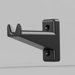 Descargar archivos 3D Soporte para auriculares - soporte para auriculares, alexboudet