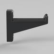 Télécharger objet 3D Support de casque audio - headphone stand, alexboudet