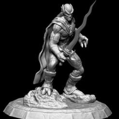 Descargar modelos 3D Kain - Soul Reaver, Ignacioabusto