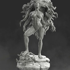 render final.jpg Download STL file Scream - Marvel for 3d print model • Object to 3D print, Ignacioabusto
