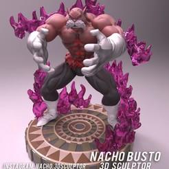 Download 3D printing models Toppo - Dragon Ball Super for 3D print model, Ignacioabusto
