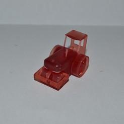 Télécharger fichier 3D Rouleau compresseur Richier HO, jyc2