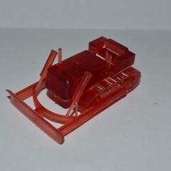 Télécharger fichier imprimante 3D Bulldozer Continental HO, jyc2
