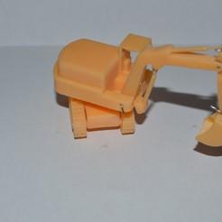 Télécharger objet 3D Pelleteuse Poclain HO, jyc2