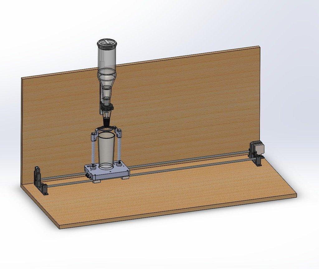 0967faa64f13d858343882b3f3bd32ed_display_large.jpg Télécharger fichier STL gratuit Barman robotique • Plan à imprimer en 3D, DIYMachines