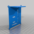 ElectronicsHousing-Lid.png Télécharger fichier STL gratuit Machine à dessiner CNC facile à imprimer en 3D - Dessinez sur des gâteaux, des téléphones, du papier, des chemises   Traceur Arduino GRBL • Modèle pour imprimante 3D, DIYMachines
