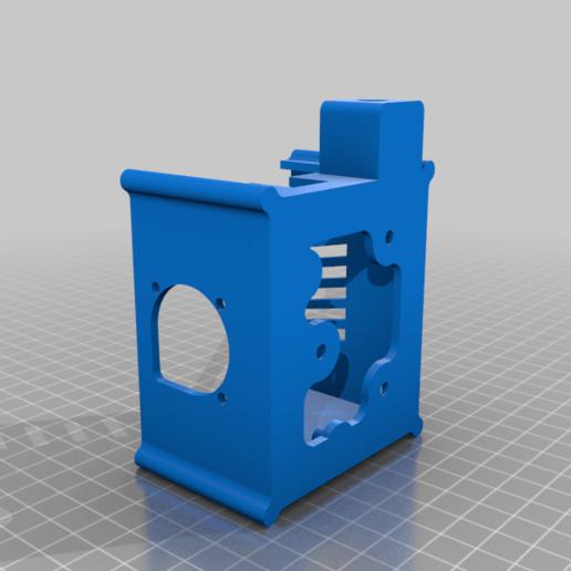 ElectronicsHousing.png Télécharger fichier STL gratuit Machine à dessiner CNC facile à imprimer en 3D - Dessinez sur des gâteaux, des téléphones, du papier, des chemises   Traceur Arduino GRBL • Modèle pour imprimante 3D, DIYMachines