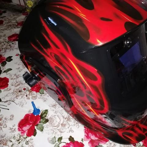STL file Adjusting Screw Automatic Welding Helmet PSHL 2 A2, Sherbu