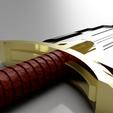 STL file Thanos Sword EndGame Cosplay prop and Actionfigure 3D model 3D print model, MarcoMota3DPrints