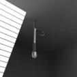 Télécharger fichier impression 3D GARDE MANDALORIENNE _ BÂTON, MarcoMota3DPrints