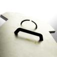 Download STL files MANDALORIAN GUARD _ SHIELD, MarcoMota3DPrints