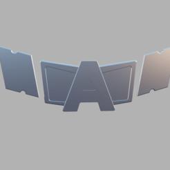 Download STL A-Train belt , MarcoMota3DPrints