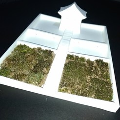 STL files Japanese Garden, jesercm