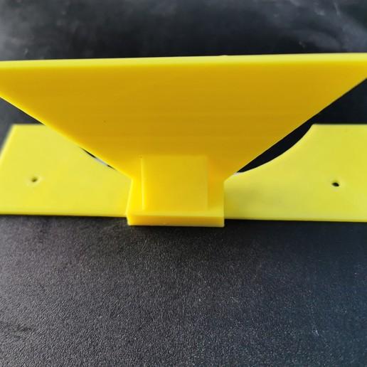 IMG_20200413_203546.jpg Download free GCODE file flight board hivette round entrance • 3D printing design, skerdat