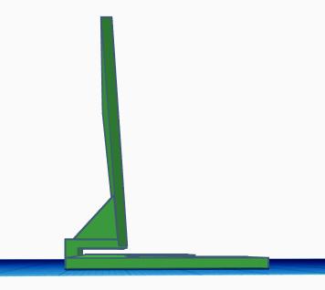 planche 1.png Download free GCODE file flight board hivette round entrance • 3D printing design, skerdat