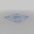 test_spWeb2.png Download free STL file Calibration Bed Web • 3D print design, darkwave3d