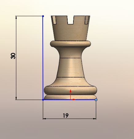 021.JPG Download STL file Classical chess • 3D printing object, LuisCrown