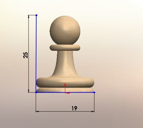 011.JPG Download STL file Classical chess • 3D printing object, LuisCrown