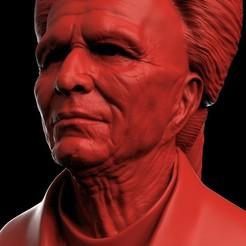 Descargar modelos 3D para imprimir Drácula - Gary Oldman, brkhy