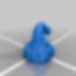 Télécharger modèle 3D gratuit Chapeau de Père Noël simple, dreddington