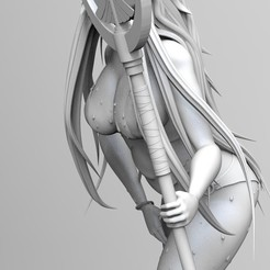 Descargar archivo 3D Athena/Sasha Saint Seiya Lost Canvas Summer, mefedef