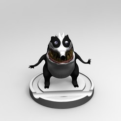 Download free 3D printer model Badger Woodpeaker, mefedef